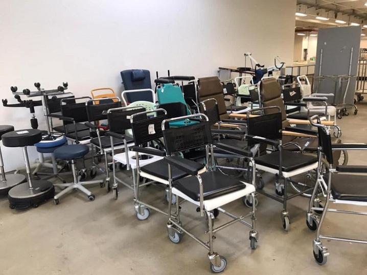 Медичні заклади Буковини отримали гуманітарну допомогу від німецької клініки UKSH