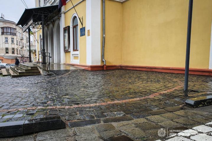 Чернівецька Обласна Філармонія стала доступнішою для людей з інвалідністю