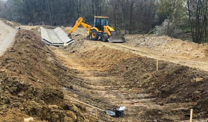 На Буковині триває ремонт дороги «Житомир – Чернівці»