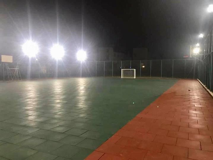 На Сторожинеччині відкрили сучасний багатофункціональний спортивний майданчик