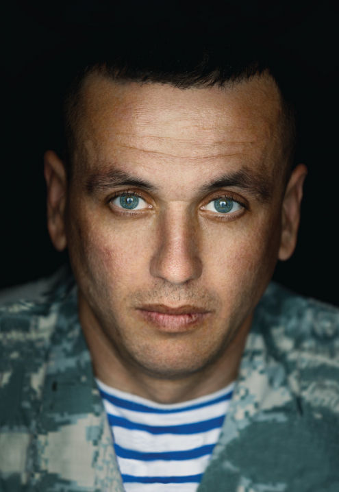 Партійці Клічука виступили проти Героя України, ветерана АТО Сергія Козака