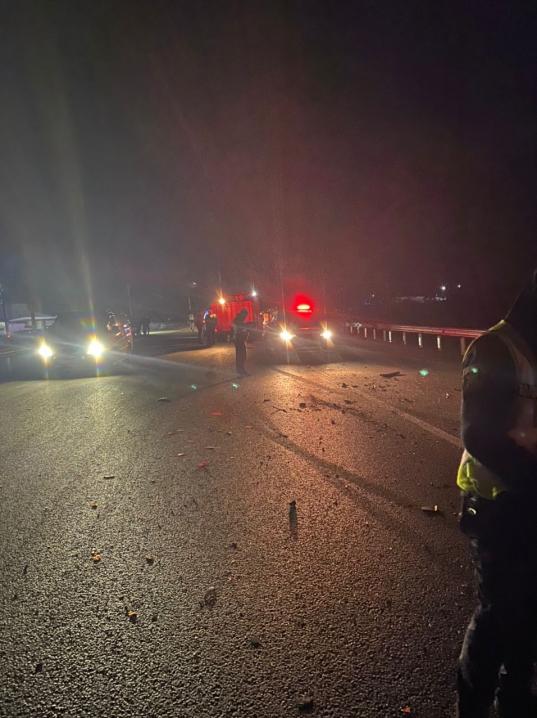 На Буковині жахлива ДТП: зіткнулися три автомобілі(ФОТО)