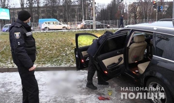 Чернівчанин у Києві викрав та розбив автівку втікаючи від копів: чоловіка затримали