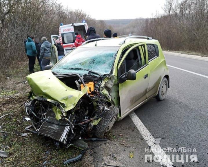 У ДТП на Буковині постраждали троє дітей