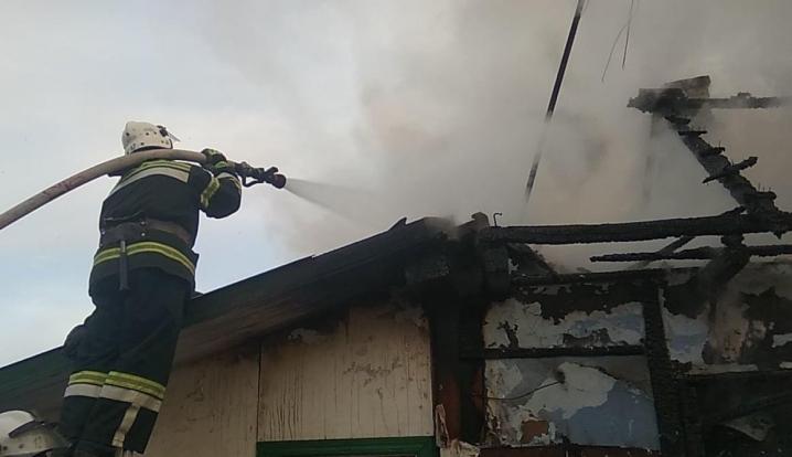 На Сторожинеччині в пожежі загинула людина