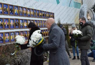 Буковинці вшанували пам`ять Героїв битви під Крутами