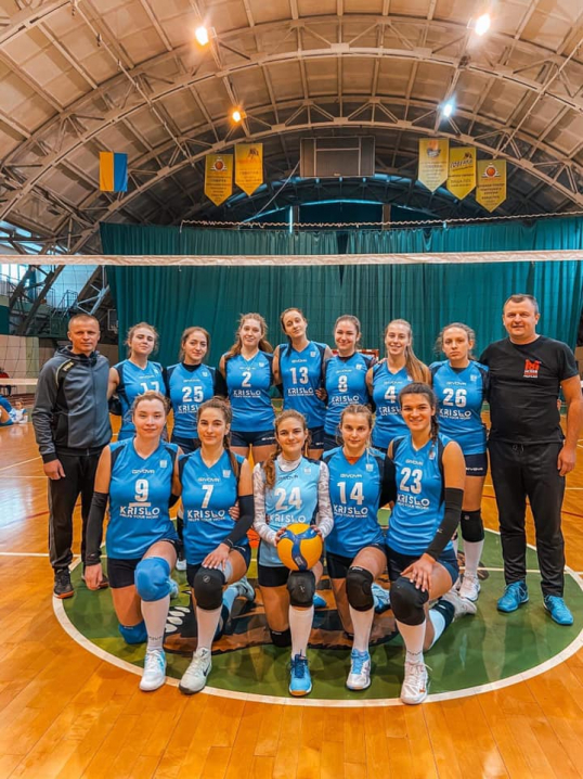 Чернівецькі волейболістки гратимуть у фіналі Чемпіонату України серед жіночих команд