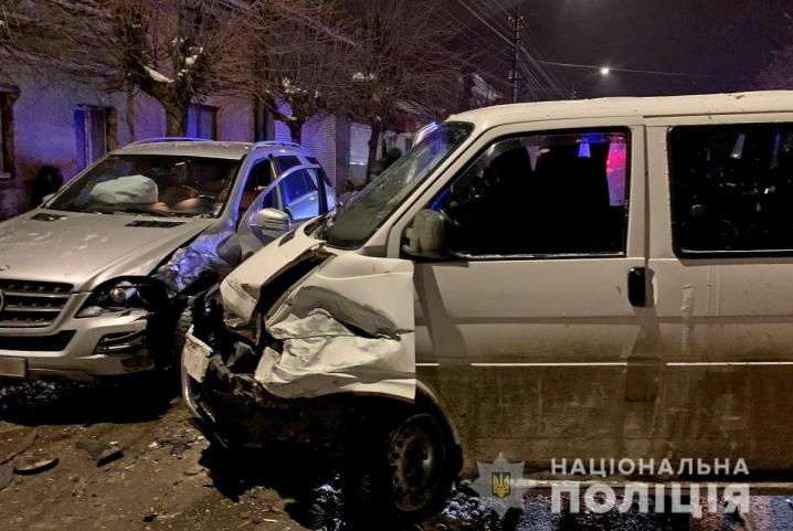 """Винуватцю """"п'яного"""" ДТП у Чернівцях загрожує кримінальна відповідальність"""