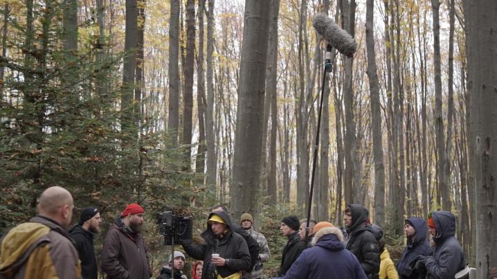 Завершились зйомки українського фільму, який частково знімали й на Буковині