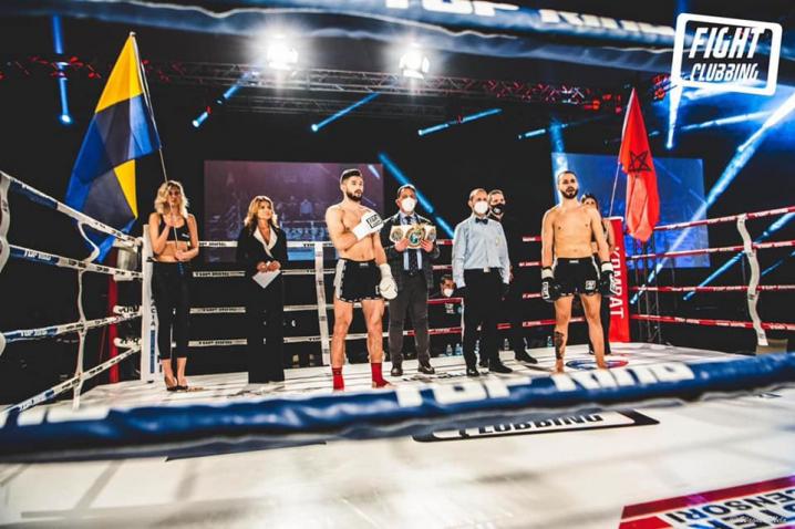 Буковинський кікбоксер  став інтерконтинентальним чемпіоном