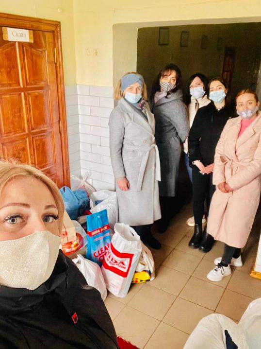 У Чернівцях директори дитсадків разом із батьками організували допомогу для діток із Магальского будинку-інтернату