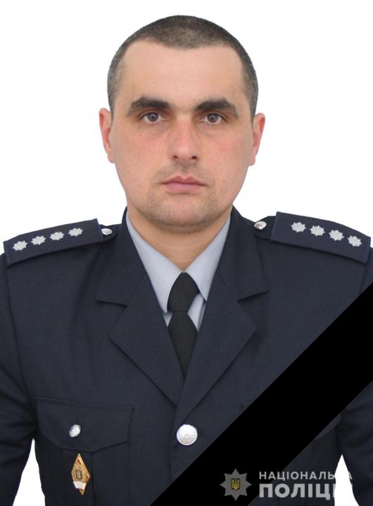 На Буковині внаслідок ДТП помер поліцейський