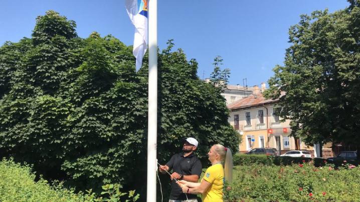 У Чернівцях відбулося Свято олімпійського прапора