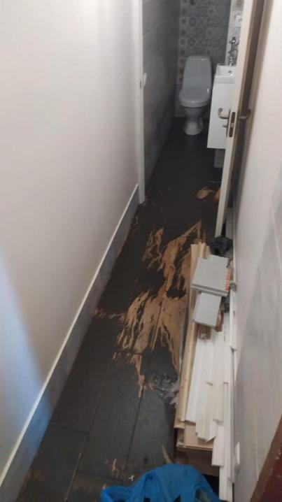У нардепа з Буковини зливою затопило квартиру