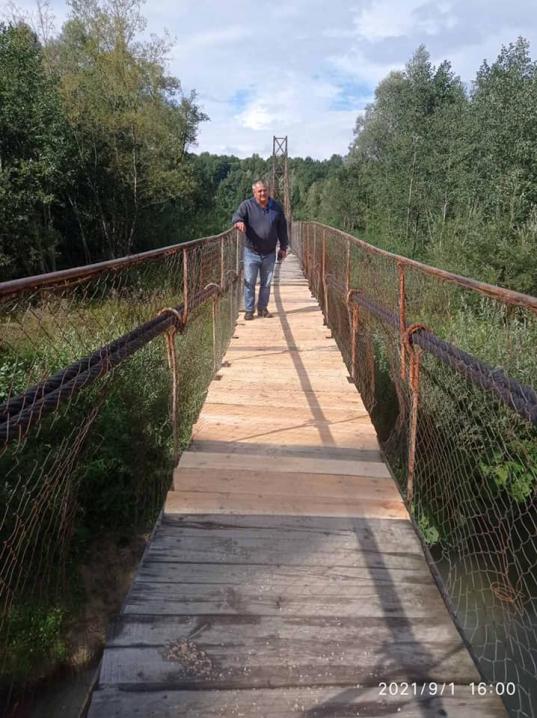 У Сторожинецькій громаді відремонтували мости