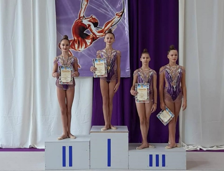 Відбувся чемпіонат Чернівецької області з художньої гімнастики